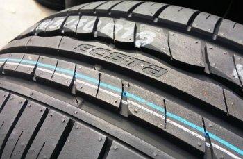BMW 3 Series будут оснащаться шинами Kumho Ecsta HM
