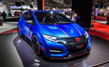 Начался прием заявок на автомобиль Honda Civic Type R