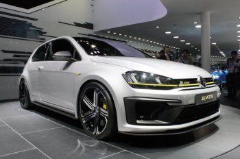 Volkswagen Golf R400 появится в серии