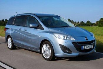 Минивэн Mazda5 уходит с рынка