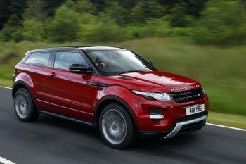 Range Rover - элитарный внедорожник для успешных людей