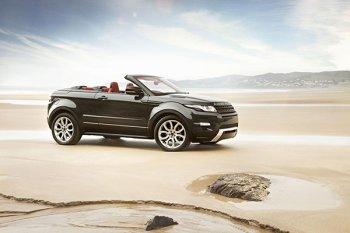 Land Rover готовит кабриолет на базе Evoque