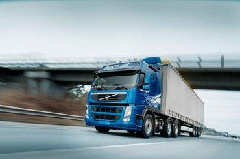 Битопливные грузовики Volvo
