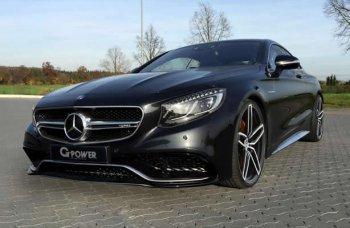 Mercedes S-Class G-Power