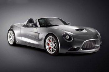 Родстер Puritalia 427 оснастят новыми шинами от Pirelli