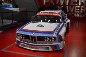 BMW 3.0 CSL показали в Детройте
