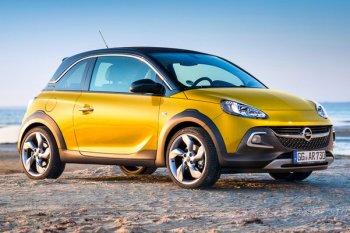 Opel Adam получит версию Swingtop