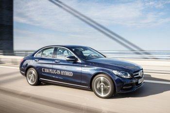 Представлен автомобиль Mercedes-Benz C350 Plug-In Hybrid