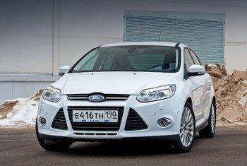 Российская версия Ford Focus получила увеличенный клиренс