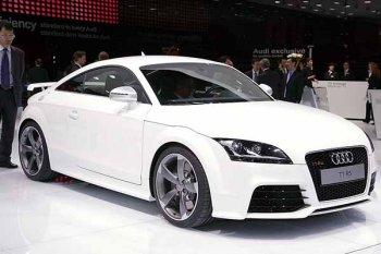 Audi TT – успех и статус его владельца