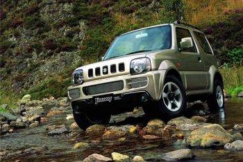 Suzuki Jimny или Audi S3 – что выбрать?
