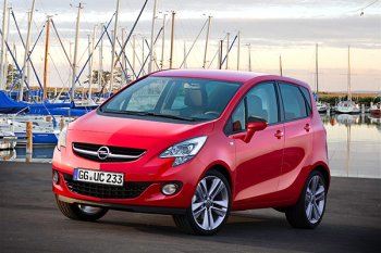Opel Karl превратится в электромобиль
