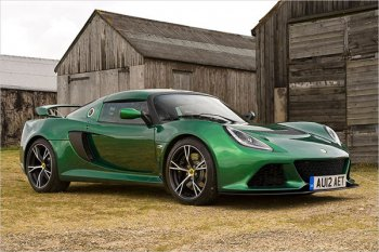 Новая трансмиссия для Lotus Exige S