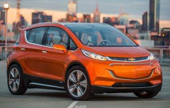 Дешевый электрокар Chevrolet появится через два года