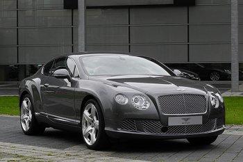 Особенности автомобиля Bentley continental gt