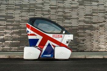 Британцы создали автономное такси